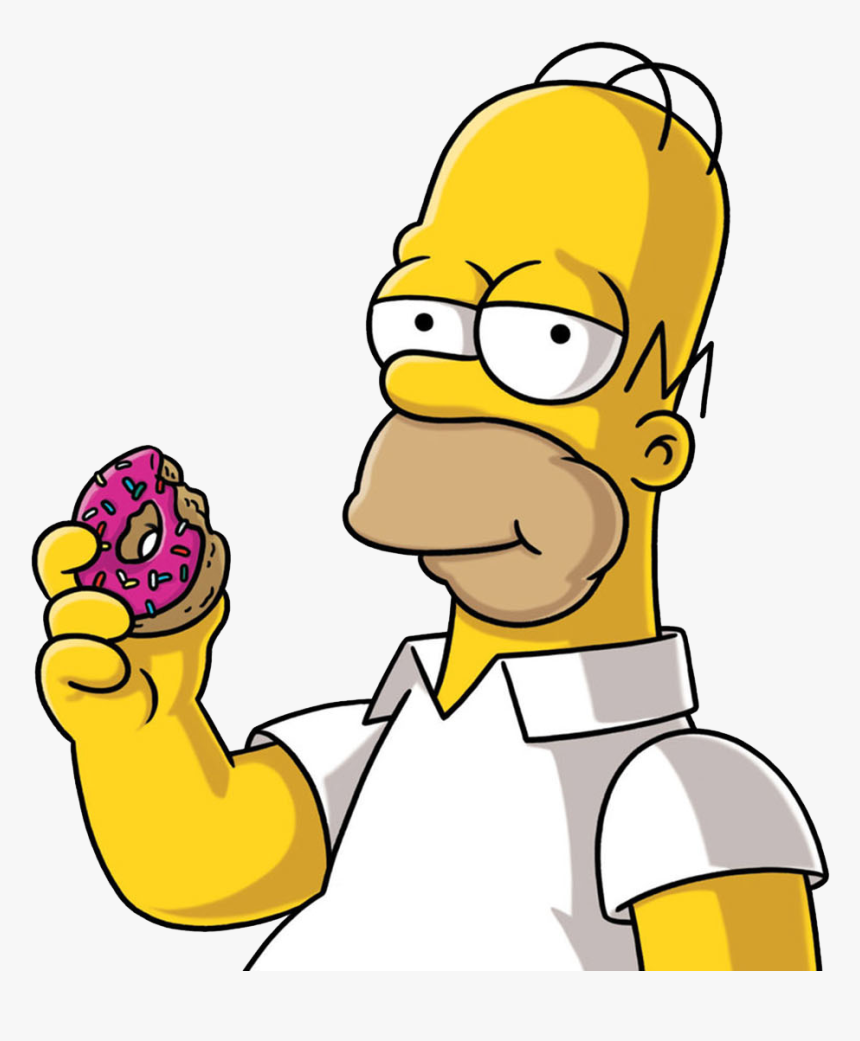 Donuts Clipart Simson.