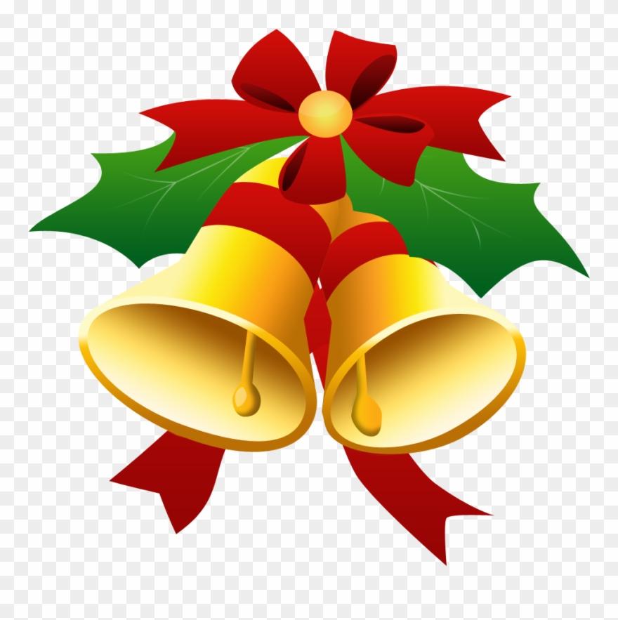 Campanas De Navidad Png Clipart (#366676).