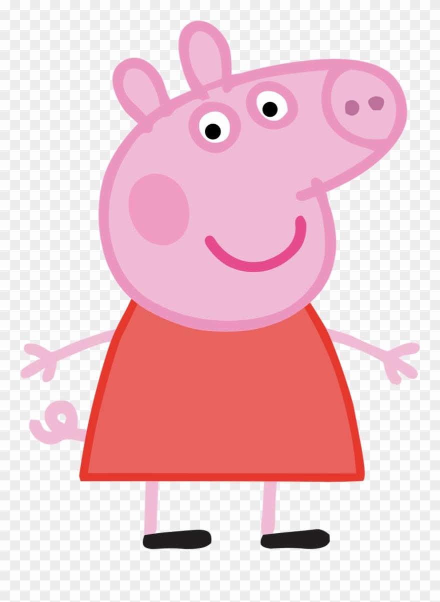 Grandma Pig Png Svg Free.