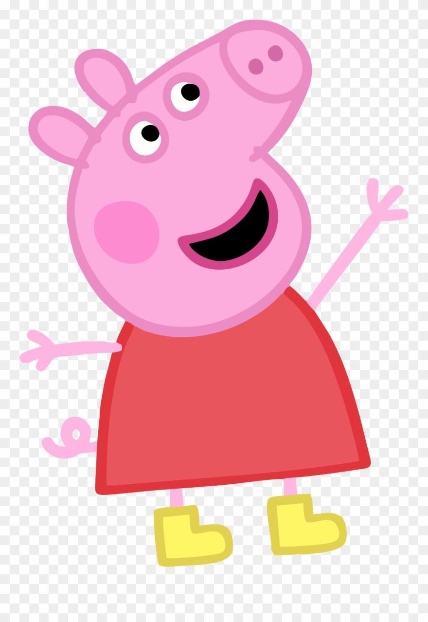 Pepa Pig Png.
