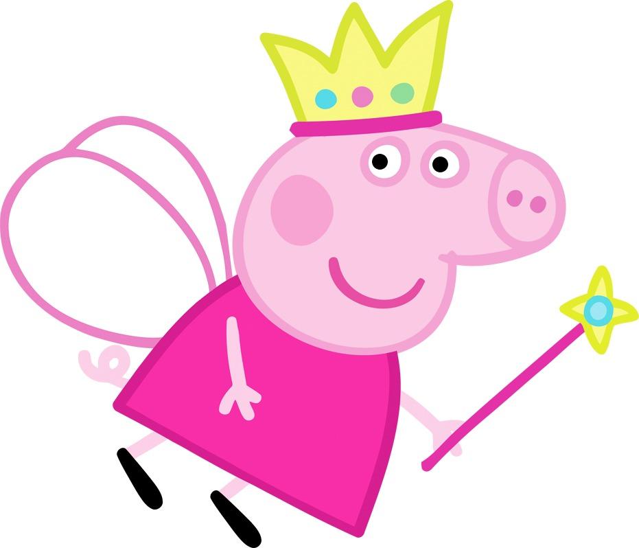 95+ Peppa Pig Clip Art.