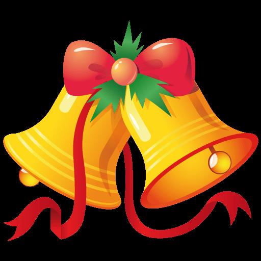 Navidad Dos Bombillas PNG transparente.