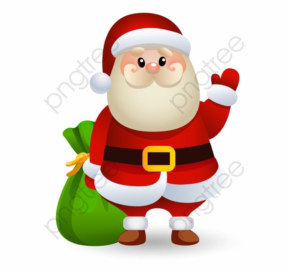 Christmas Santa Png.