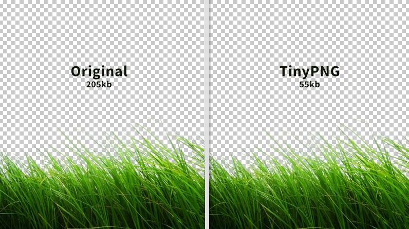 Aplicaciones para comprimir imágenes PNG para web.