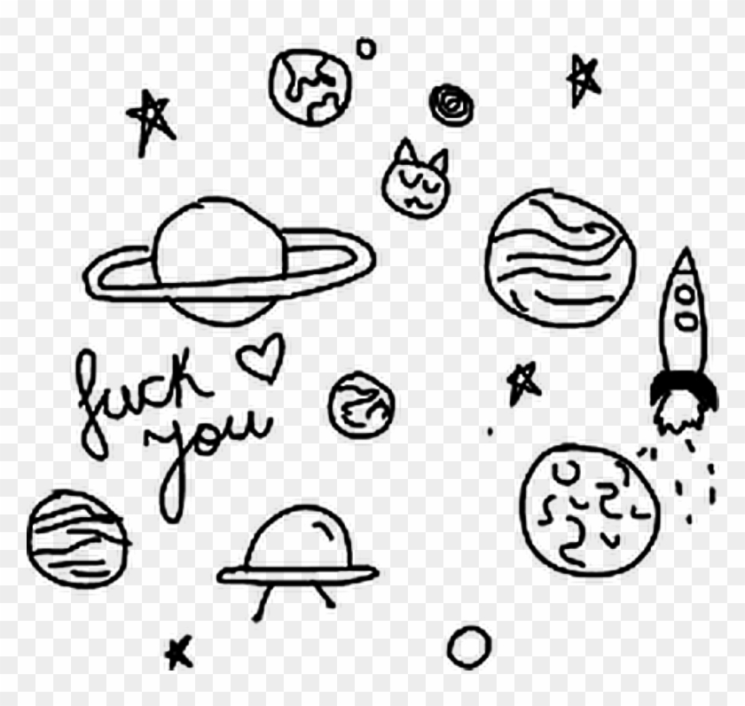 Drawing Planets.