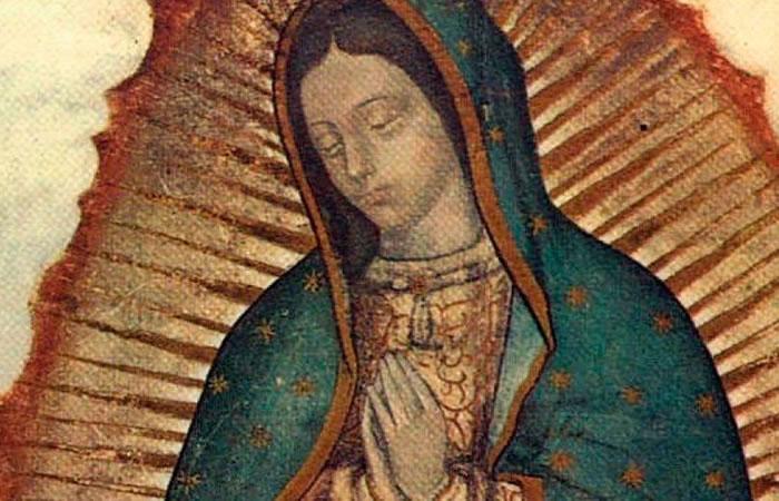 Dos oraciones a Nuestra Señora Virgen de Guadalupe.