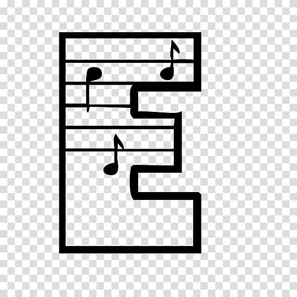 Musical theatre Alphabet Letter Monica, NOTAS MUSICAIS.