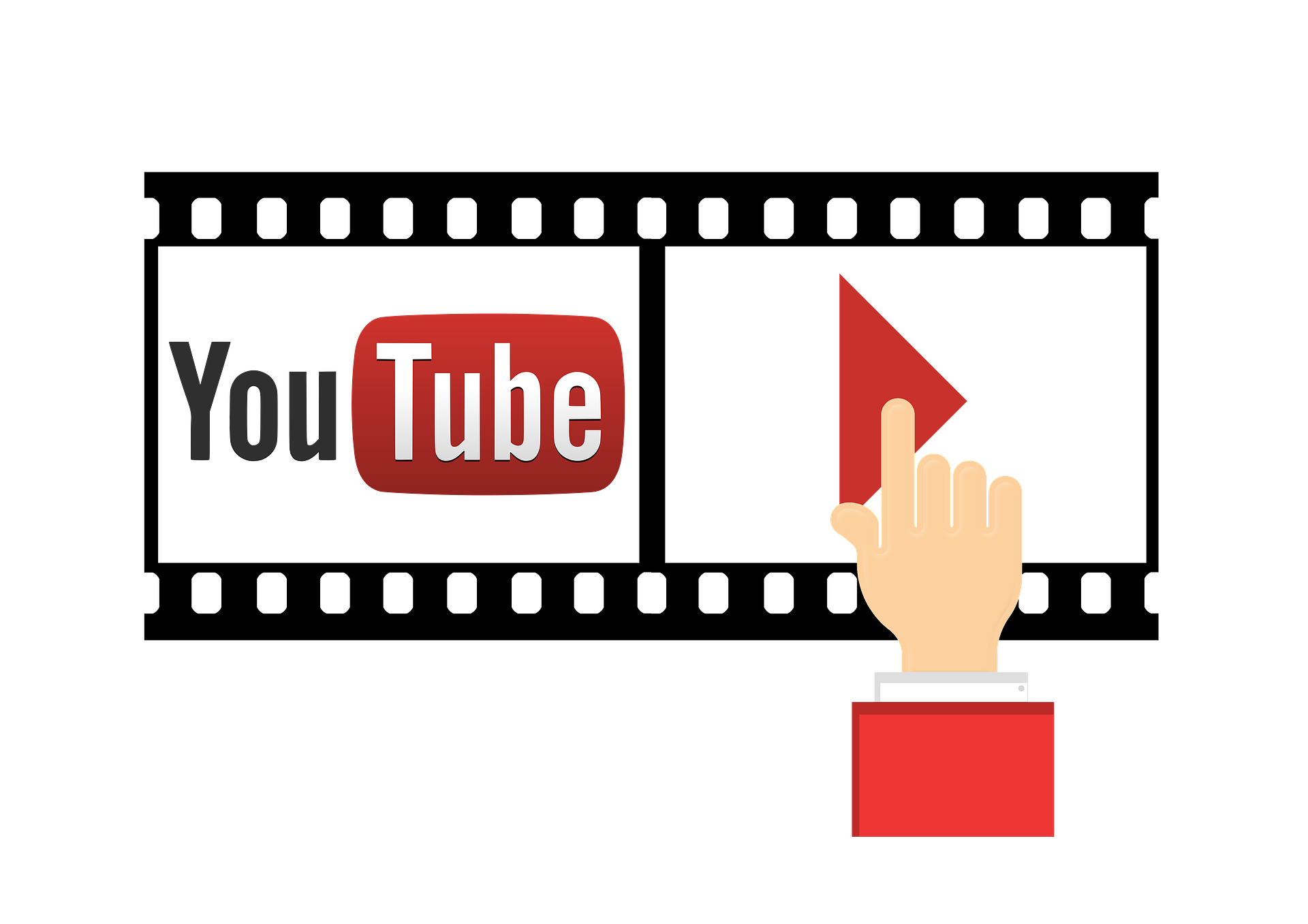 YouTube Widget Adds Video to your Website Fast.