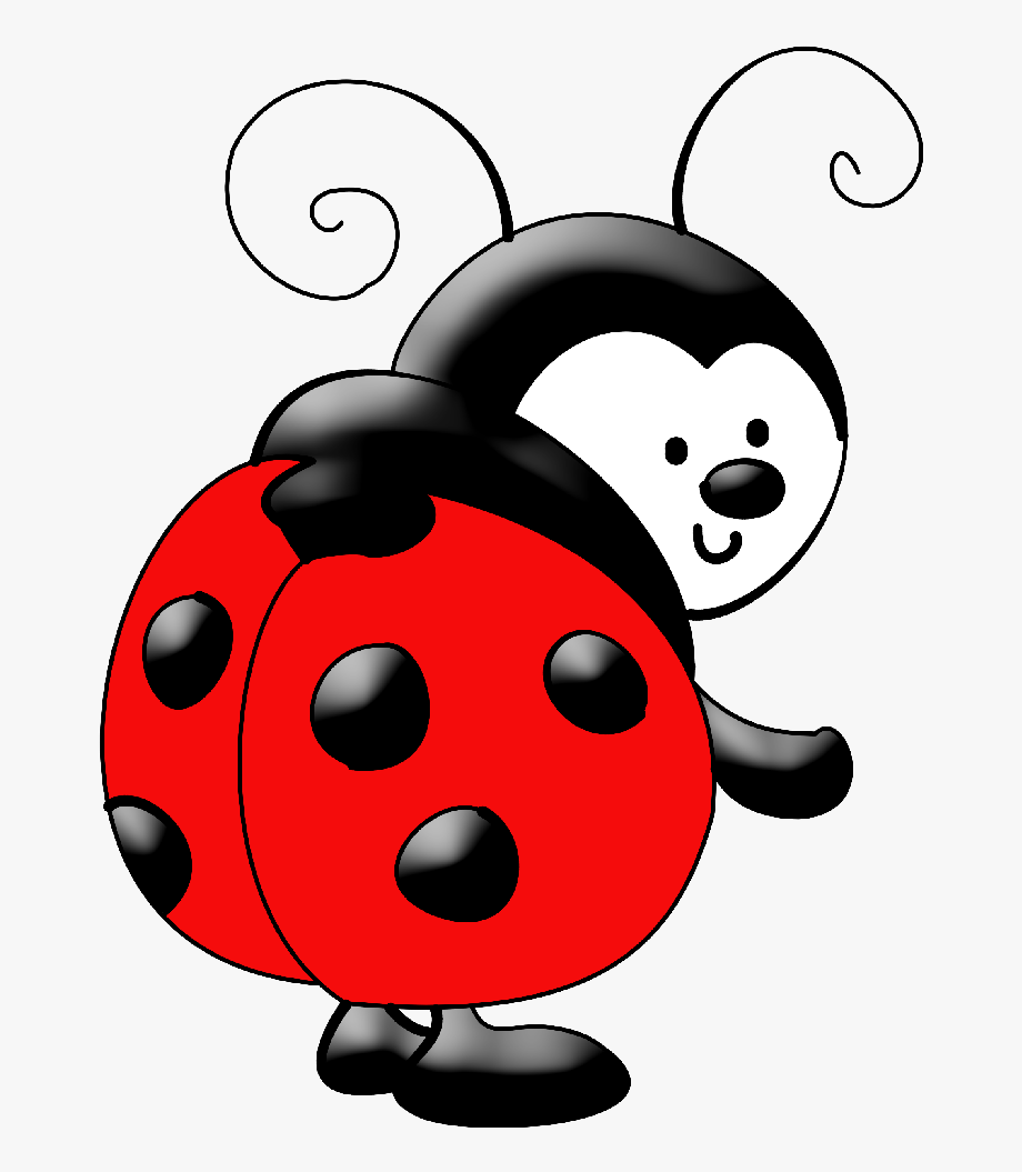 Bug Clip Art Lady Bug.