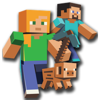 Download Minecraft Free PNG photo images and clipart.