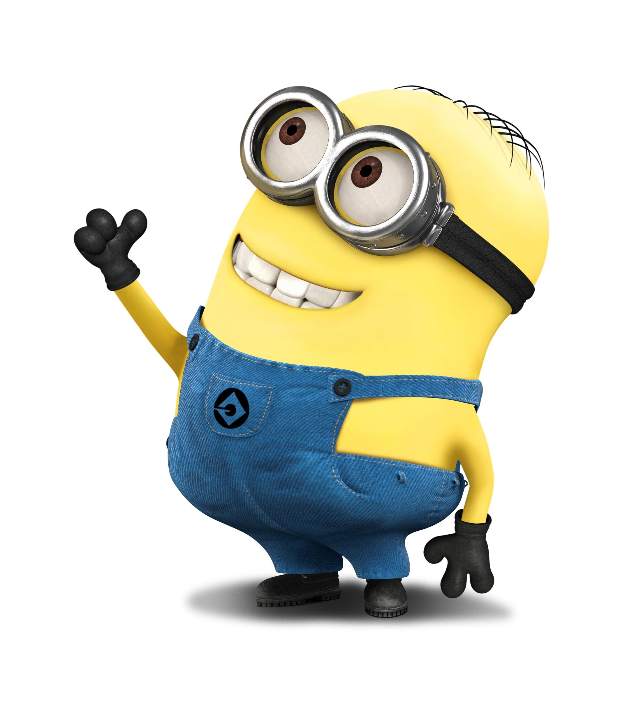 Minions Clipart No Background.