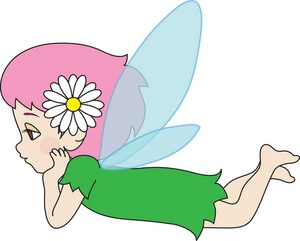 Fairy Clipart Image.