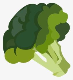Transparent Clipart Broccoli.