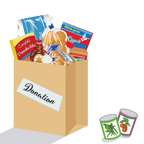 Food bank clipart 5 » Clipart Station.