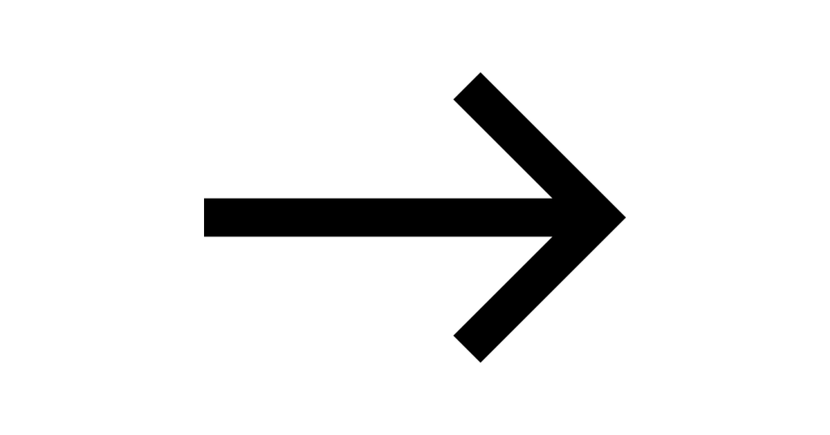 Arrow Pointing Right.