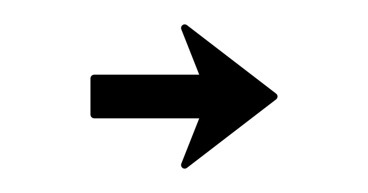Arrow pointing to right.