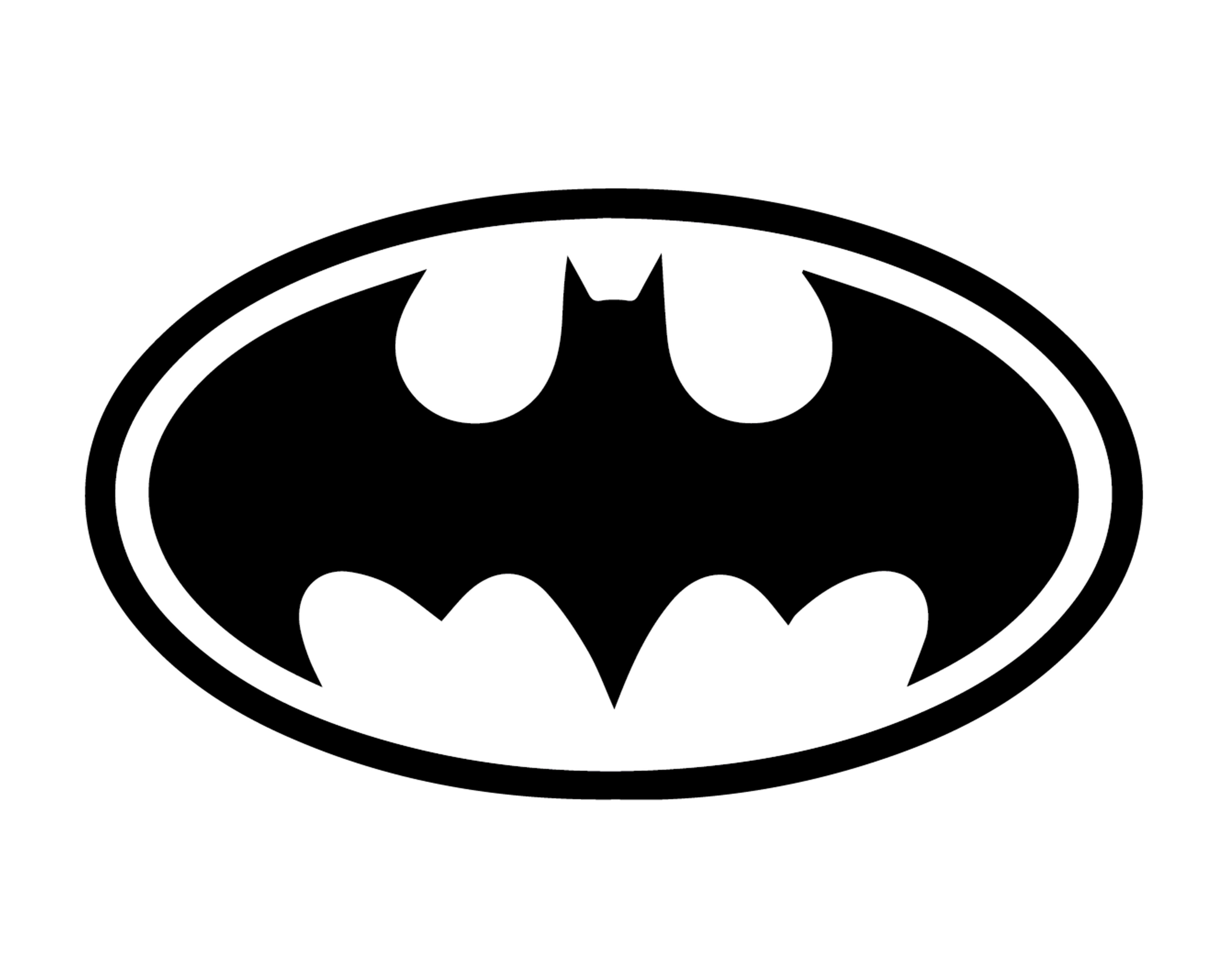 BATMAN LOGO VINYL PAINTING STENCIL SIZE PACK *HIGH QUALITY*.