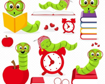 Worm clipart.