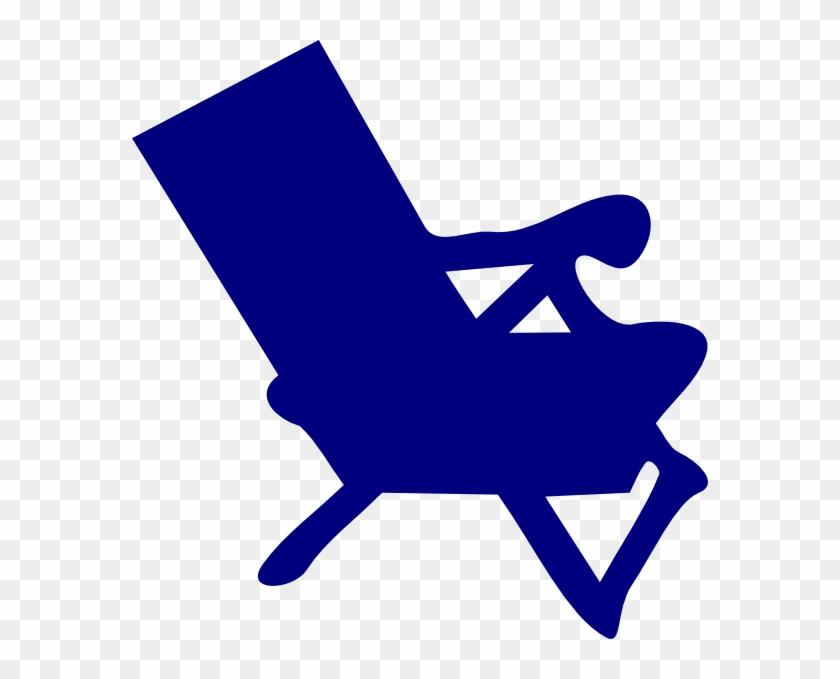 Blue Chair Svg Clip Arts 576 X 599 Px.