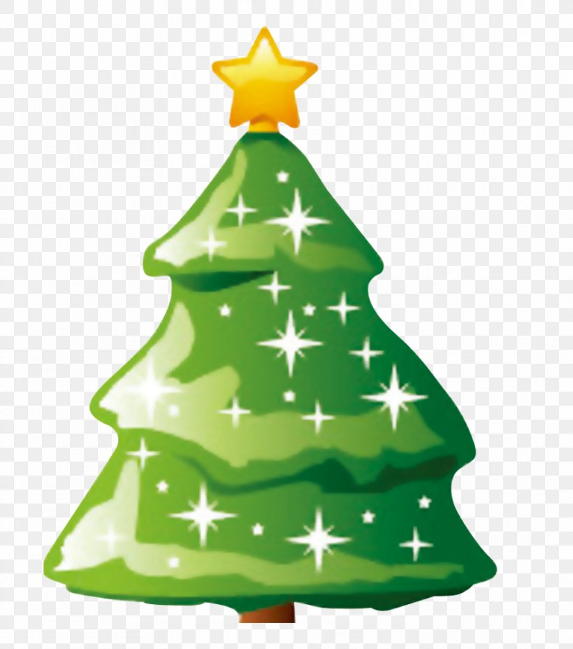 Christmas Tree Graphic Design Clip Art, PNG, 883x1000px.