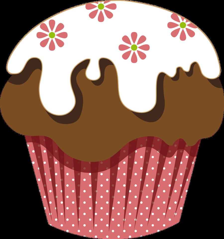 Cupcakes clipart 12 cupcake, Cupcakes 12 cupcake Transparent.