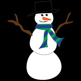 Free Snowmen Clipart.