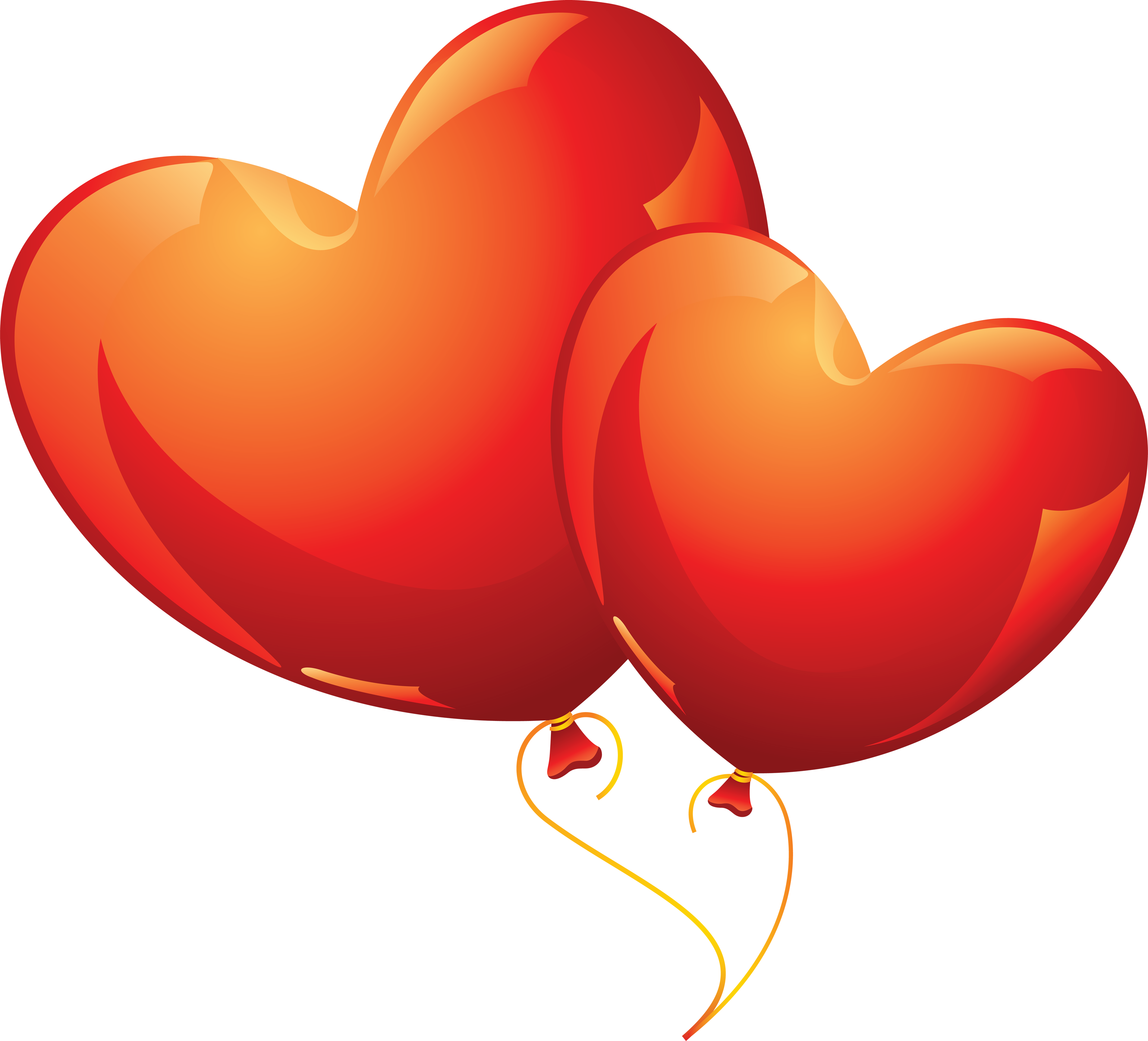 Balloon's PNG Image.