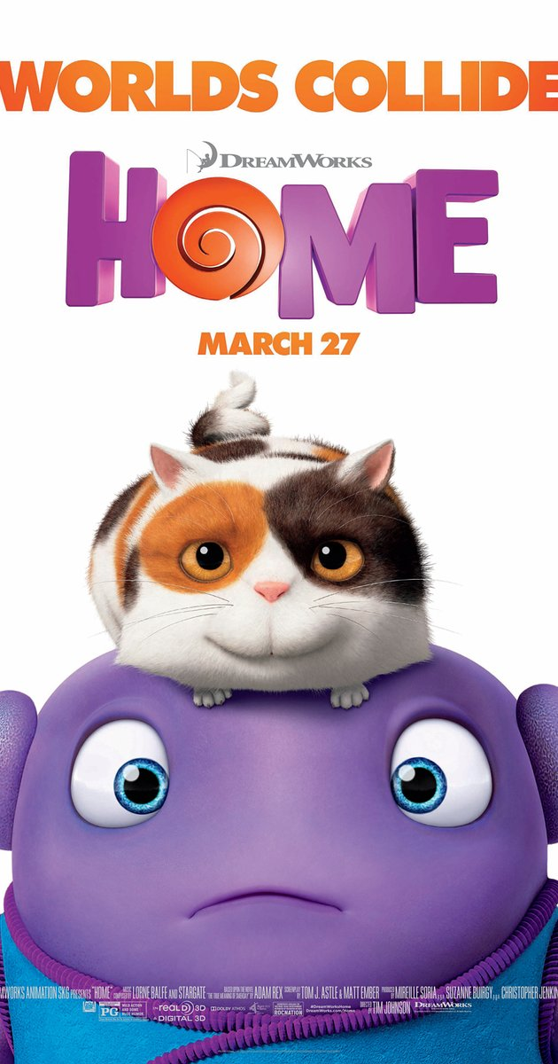 Home Cartoon Movie.