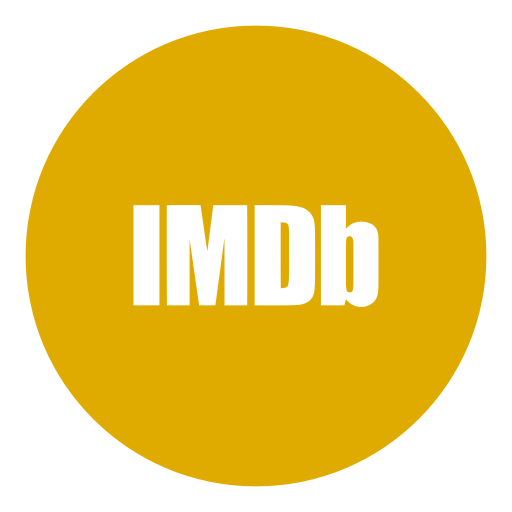 Imdb, movie, social icon.