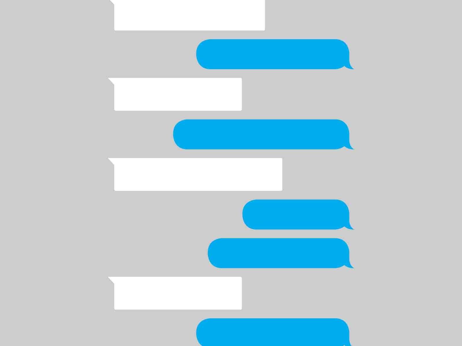 Iphone Text Bubble PNG Transparent Iphone Text Bubble.PNG Images.