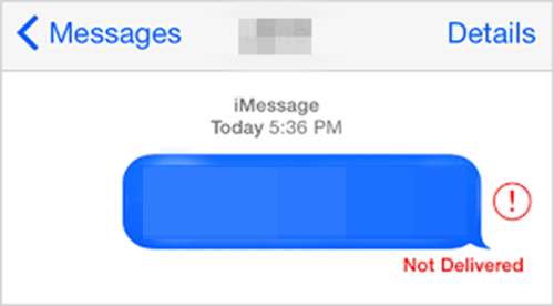 Fixed] iMessage Not Delivered or iMessage Doesn't Say Delivered.