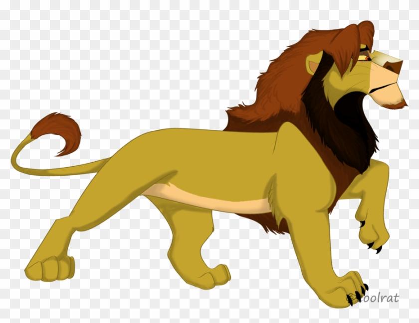 Lion Dad Png.