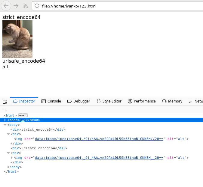 Rails/Ruby save image as base64 and access it in the views.