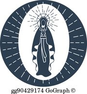 Immaculate Conception Clip Art.