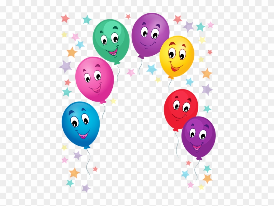 Smileys Clipart Balloon.