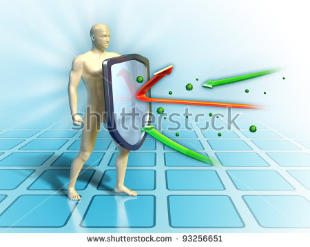 Immune System Stock Images, Royalty.