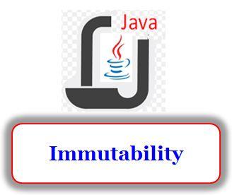 Immutable in Java.