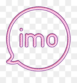 Imo Icon PNG and Imo Icon Transparent Clipart Free Download..