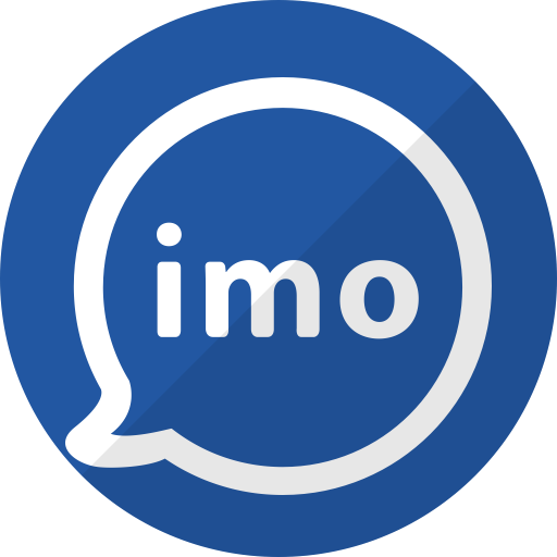 Chat, imo, message, messenger, talk icon.