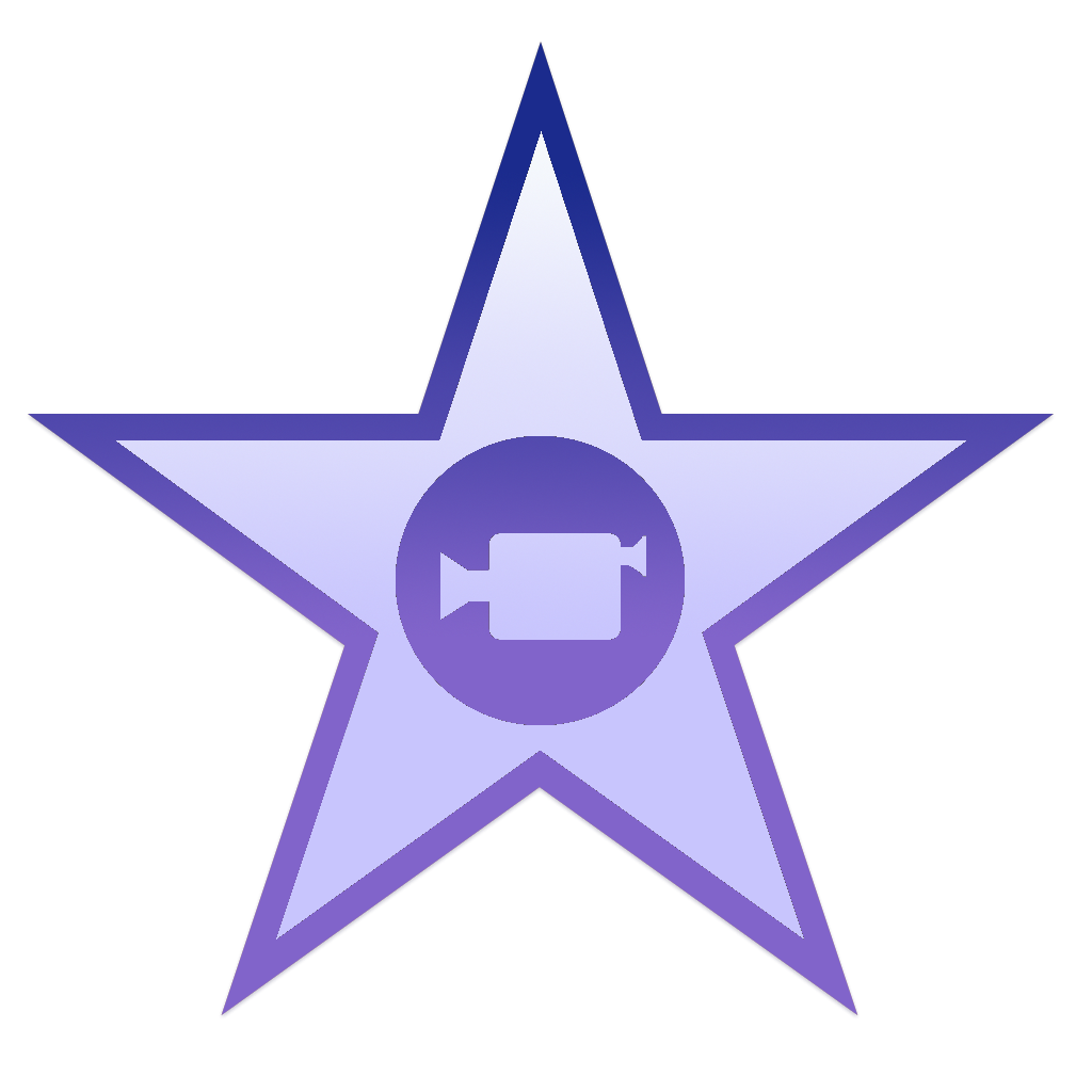 Icon Imovie Svg #22389.