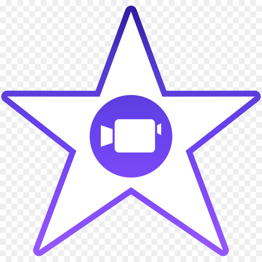 Imovie Purple png download.