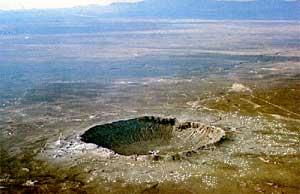 Dinosaur Floor: Giant Impact.