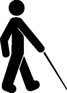 Visually Impaired Symbol Clip Art at Clker.com.