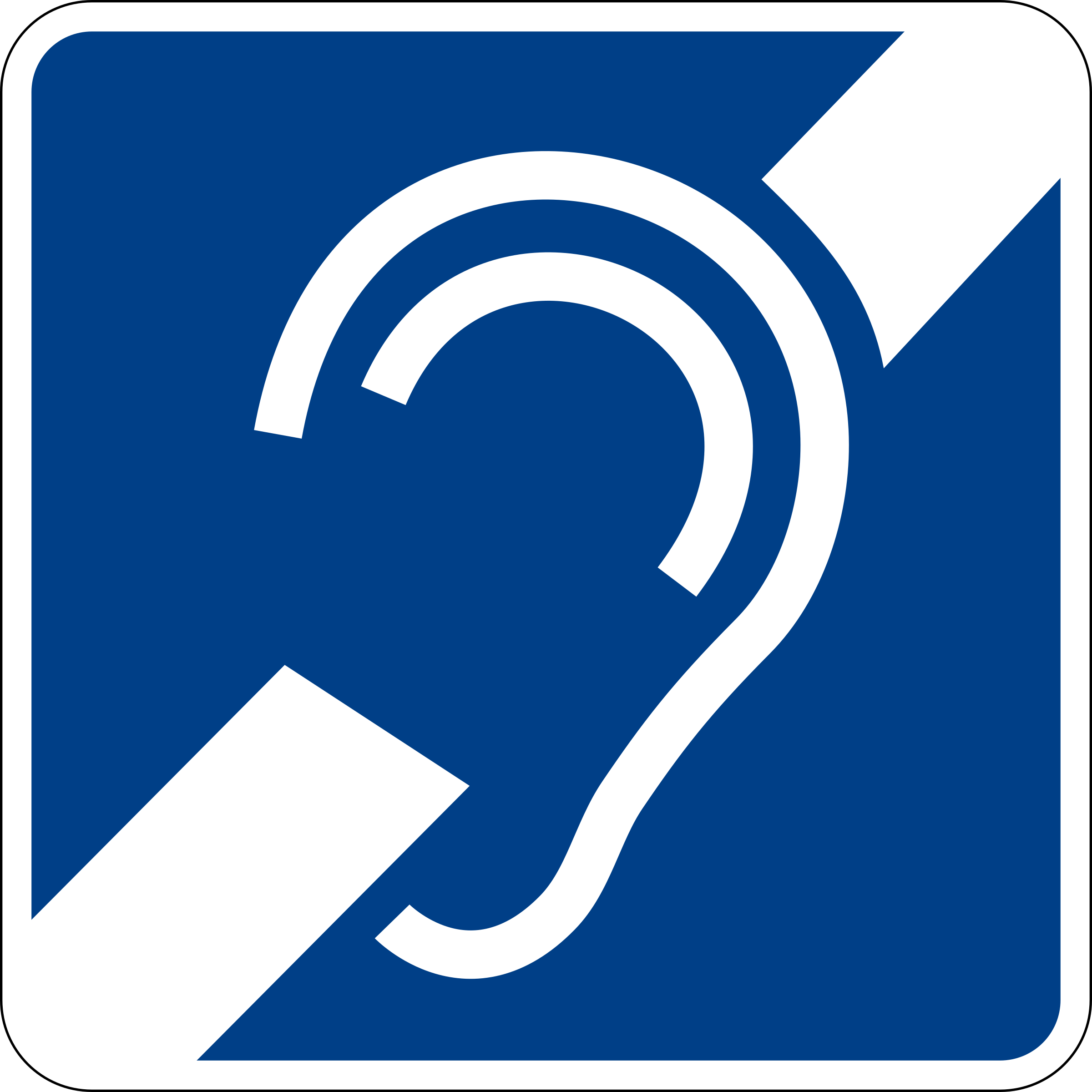 Free clipart hearing impaired.