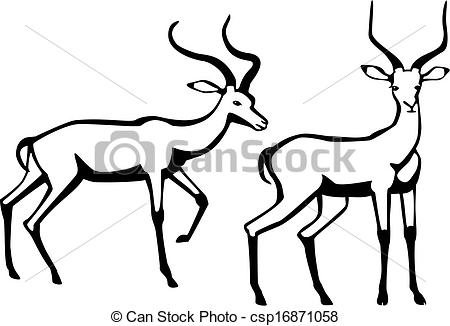 Impala Illustrations and Clipart. 240 Impala royalty free.
