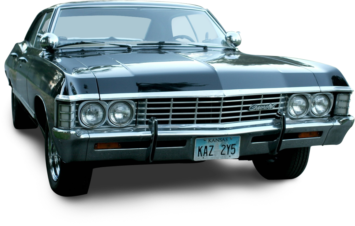 HD Transparent '67 Chevrolet Impala Made By Totally Transparent.