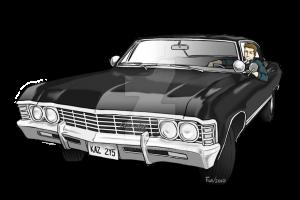 Impala Png X Vector, Clipart, PSD.
