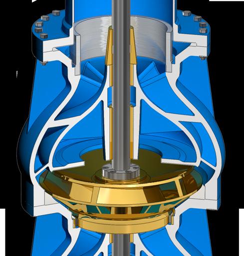 Vertical Turbine Pumps (VTP).