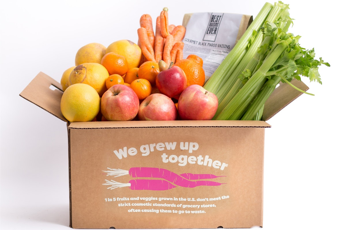 "Does Your Box of ""Ugly"" Produce Really Help the Planet? Or."