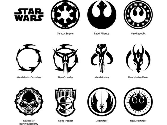 Star wars imperial clipart.
